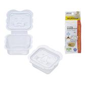 日本 Richell 利其爾 - 卡通型離乳食分裝盒50mlX1組 99元