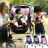 嬰兒手推車坐墊棉墊/車墊 防水條紋款 B7K012 AIB小舖