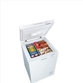 Panasonic國際牌【NR-FC100-W】100L掀蓋式冷凍櫃冷凍櫃