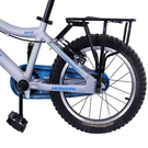腳踏車後座 山地車后座架折疊腳踏車后貨架行李架裝備單配件 快速出貨