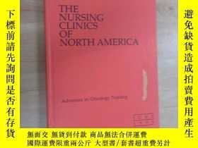 二手書博民逛書店外文書罕見the nursing clinics of nort