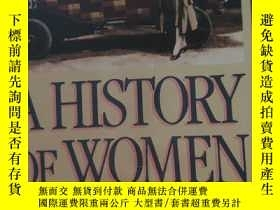 二手書博民逛書店a罕見history of women Vol.V: toward a cultural Identity in