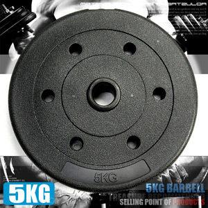 單片5KG水泥槓片.5公斤槓片.啞鈴.舉重量訓練.重訓.運動健身器材.推薦哪裡買特賣會專賣店熱銷