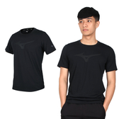 MIZUNO 男短袖T恤(免運 吸汗速乾 慢跑 路跑 運動上衣 美津濃≡排汗專家≡