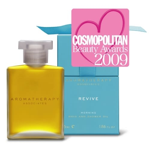 Aromatherapy Associates(AA)Revive 喚采寧晨沐浴油1.86oz,55ml ~