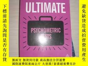 二手書博民逛書店Ultimate罕見Psychometric Tests: Over 1000 Verbal, N【712】Y