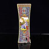 景德鎮陶瓷器琺瑯彩花瓶 明清花瓶家居客廳電視柜玄
