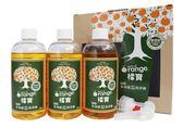 大侑 Diet-u 橘寶 濃縮多功能洗淨液 300mlx3入/盒 (附噴頭)