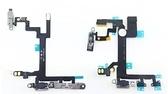 【保固一年】AppleiPhone5S 開機排線 閃光燈排線音量靜音鍵開機鍵電源料件