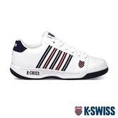 K-SWISS Eadall老爹鞋-女-白/紅/藍