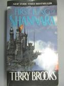 【書寶二手書T5/原文小說_NNW】First King of Shannara_Brooks, Terry