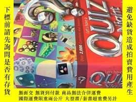 二手書博民逛書店Let s罕見have a QUIZ NigheY20113 請見圖 請見圖