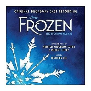 冰雪奇緣 百老匯音樂劇 選輯 CD Frozen The Broadway Musical 免運 (購潮8)