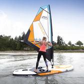 劃刀鋒帆板套裝5.0風帆槳板滑水板衝浪成人帆板裝備igo 寶貝計畫