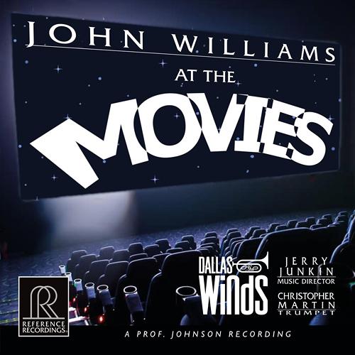 【停看聽音響唱片】【SACD】JOHN WILLIAMS AT THE MOVIES