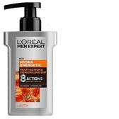 loreal萊雅8效勁能保濕潔面乳150ml 【康是美】
