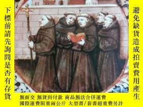 二手書博民逛書店英文原版:Western罕見Society and the Church in the Middle Ages奇