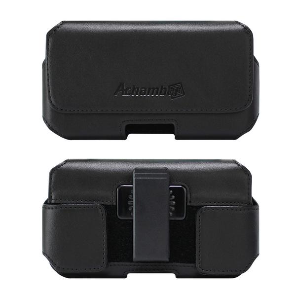 第二代Achamber 真皮 旋轉腰夾腰掛皮套 橫式皮套 for HTC U11 EYEs /XA2 Ultra 6吋