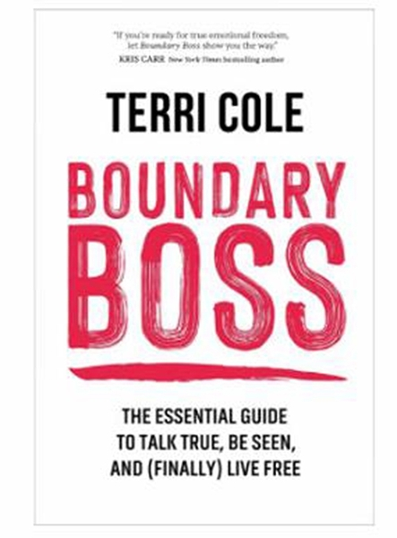 [2美國直購] 2021 AMAZON 暢銷書排行榜 Boundary Boss: The Essential Guide to Talk True, Be Seen