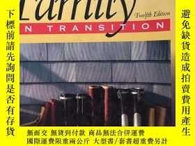 二手書博民逛書店Family罕見in Transition (12th Edit