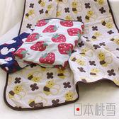日本桃雪五層紗嬰兒被 鈴木太太