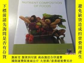 二手書博民逛書店Nutrient罕見Composition of Foods 2