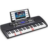 多功能電子琴成人兒童初學者女孩入門61鋼琴鍵幼師專業家用88YXS  潮流前線