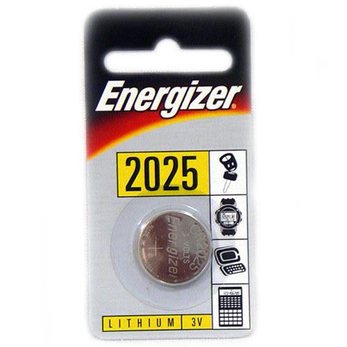 CR2025r勁量Energize水銀電池3V鋰電池(吊卡1入)