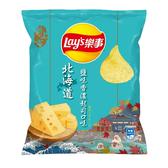 樂事北海道鹽味香濃起司口味洋芋片43g