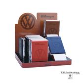 VW Brisa老福斯-T1 Bus 仿牛皮金屬菸盒