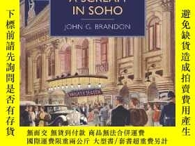 二手書博民逛書店A罕見Scream In SohoY256260 John G. Brandon The British Li