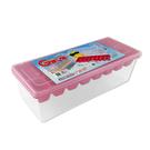 吉米附蓋方塊冰盒 K-748 (16格+外盒) 冰塊模/製冰器/製冰模