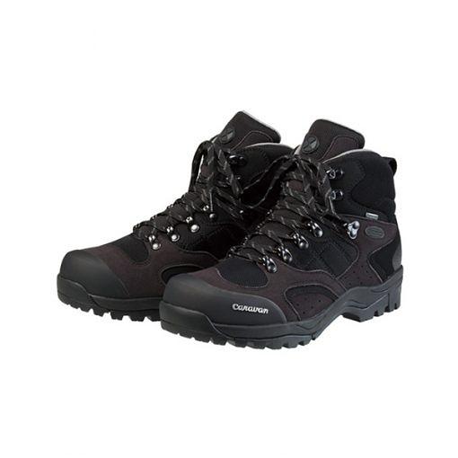 【65周年限定色】[Caravan] C1_02S (男) 登山健行鞋 黑銀 (0010106-941)