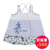 【愛的世界】細肩帶露背上衣/1歲/4歲-台灣製- ★春夏上著