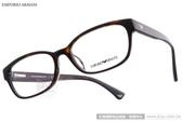 EMPORIO ARMANI 光學眼鏡 EA3067D 5026 (深邃琥珀) 時尚美學經典款