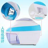 2018刨冰機家用電動碎冰機手動小型機器綿綿冰機沙冰機自動商用奶HM 衣櫥の秘密
