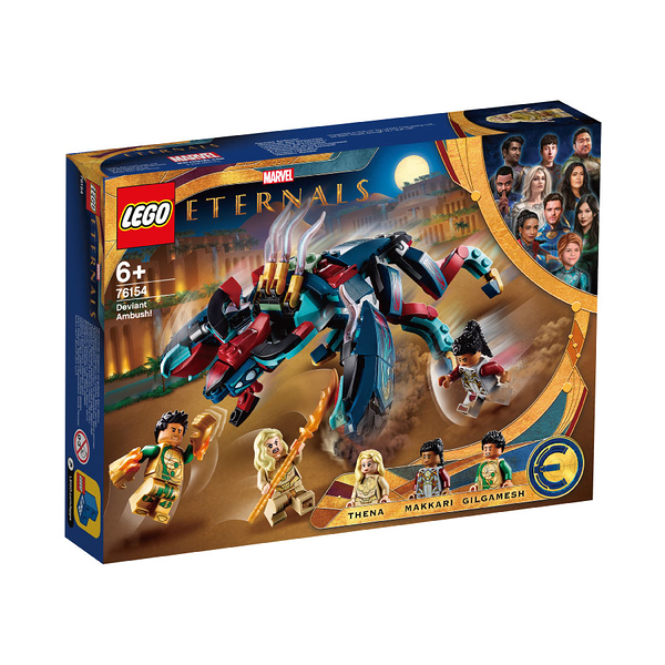 LEGO樂高 76154 Deviant Ambush! 玩具反斗城