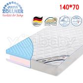 德國 Julius Zoellner Dr.Lübbe Air Comfort 嬰兒床墊140x70x12cm -送 天絲床包x1