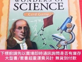 二手書博民逛書店Wonders罕見Of Science, Card GameY284058 Professor Noggin