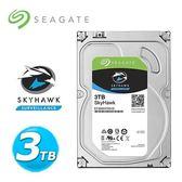 Seagate【SkyHawk】監控鷹 3TB 3.5吋監控硬碟