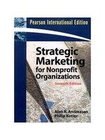 二手書博民逛書店 《Strategic Marketing for Non-Profit Organizations》 R2Y ISBN:0132345544│Kotler