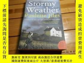 二手書博民逛書店STORMY罕見WEATHER 暴風雨天氣Y20470 Paul