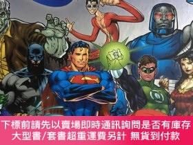 二手書博民逛書店DC罕見Comics Ultimate Character Guide(英文原版)Y171402 Brando