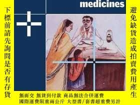 二手書博民逛書店Social罕見Lives Of MedicinesY256260 Susan Whyte Cambridge