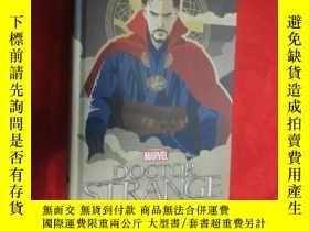 二手書博民逛書店Phase罕見Three: Marvel's Doctor Strange (大32開,硬精裝) 【詳見圖】Y