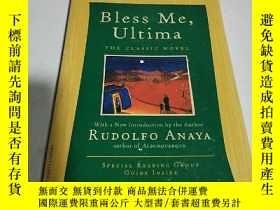 二手書博民逛書店Bless罕見me,Ultima(外文)Y200392