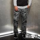 【2062】菁英之選戰術迷彩多口袋休閒長褲(灰白)● 樂活衣庫