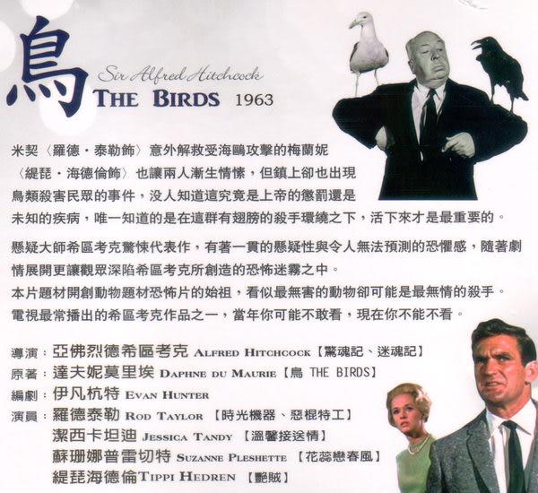 鳥 DVD (音樂影片購)