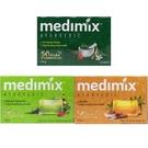 當地特價版 MEDIMIX 印度綠寶石皇室藥草浴 美肌皂 125g/顆◆德瑞健康家◆