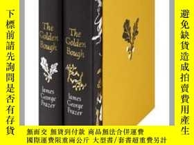 二手書博民逛書店The罕見Golden Bough: A Study in Ma